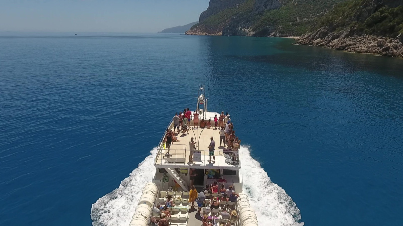 motorship davide third deck relax